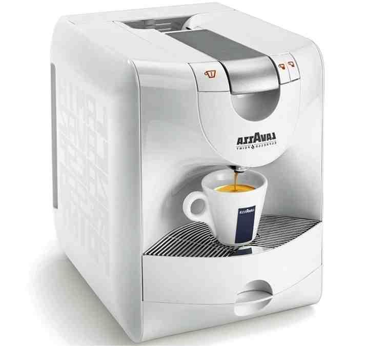 Comment abaisser la machine à café?