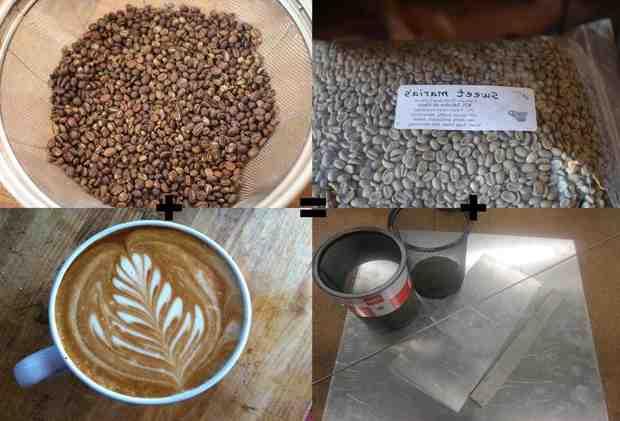 Comment choisissez-vous vos grains de café?