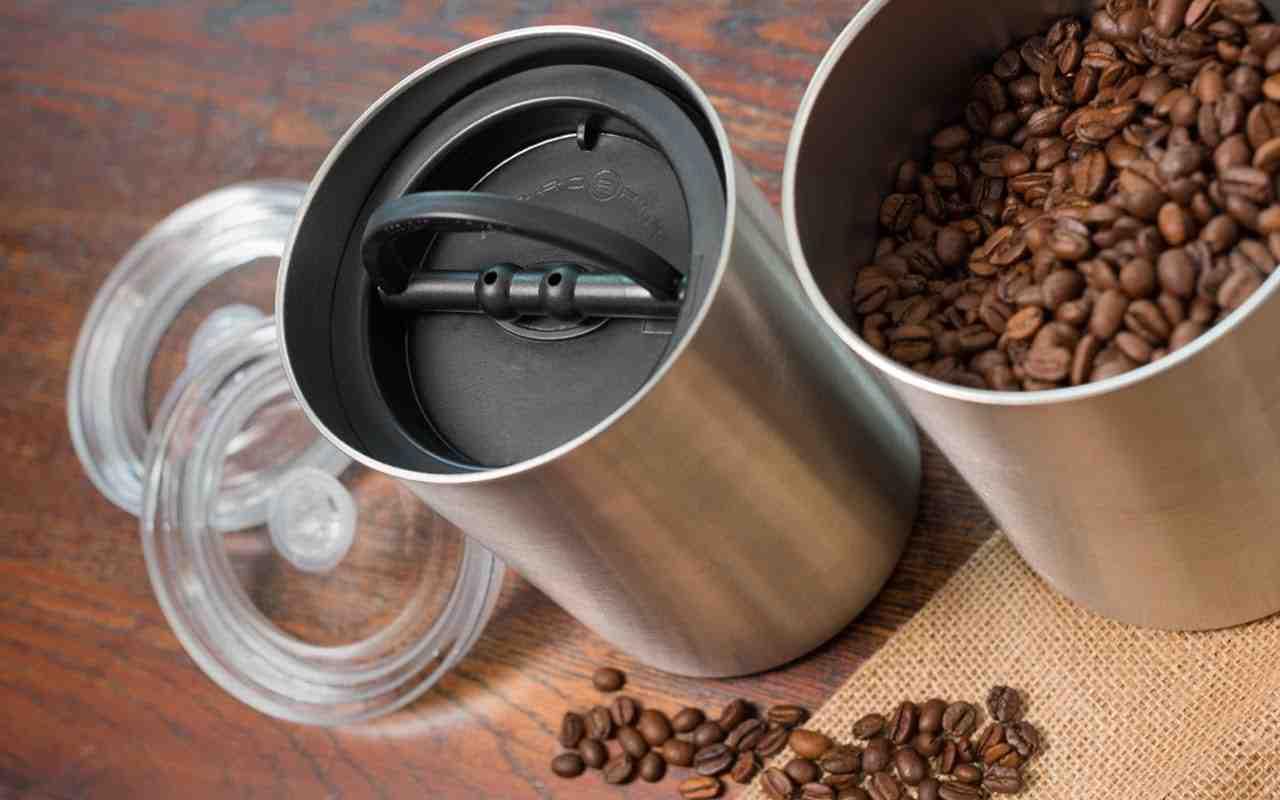 Comment conserver l'arôme des grains de café?
