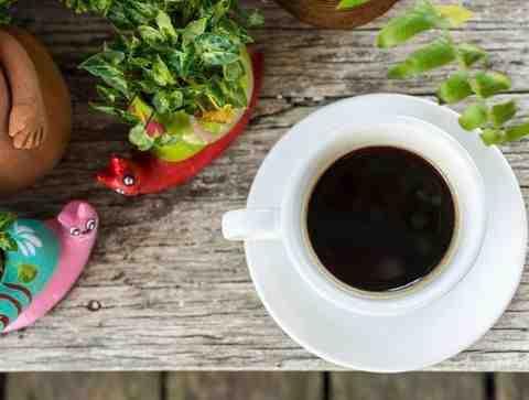 Comment conserver le café liquide?