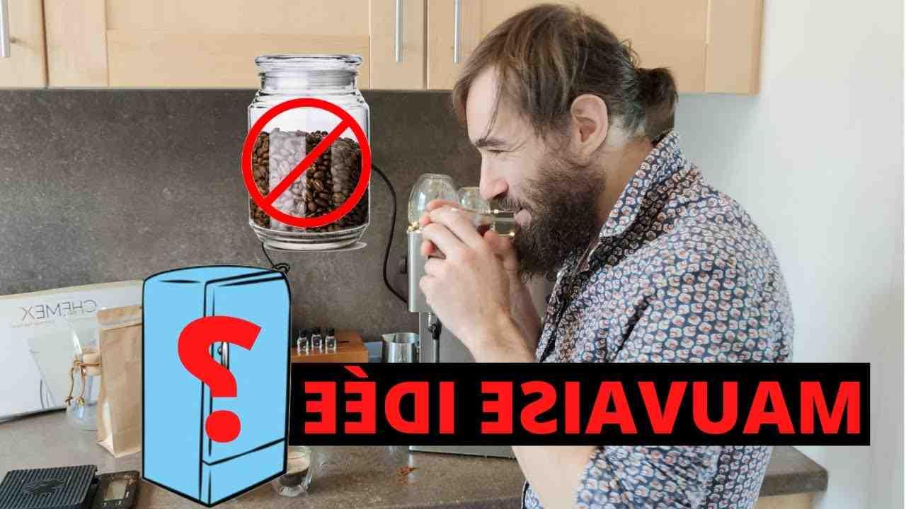 Comment conserver son café ?