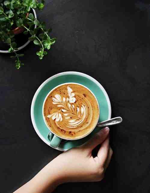 Comment créer du latte art?