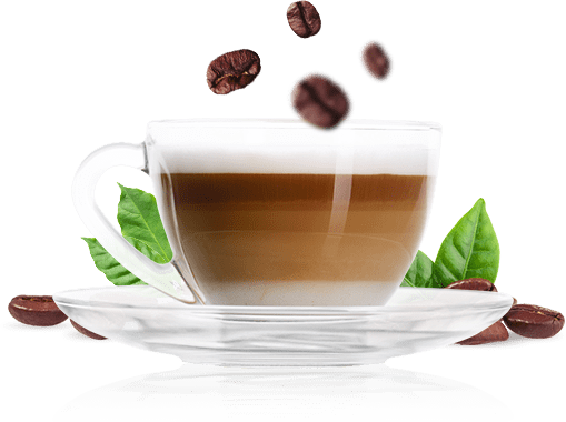 Comment dessiner un cœur dans un café?