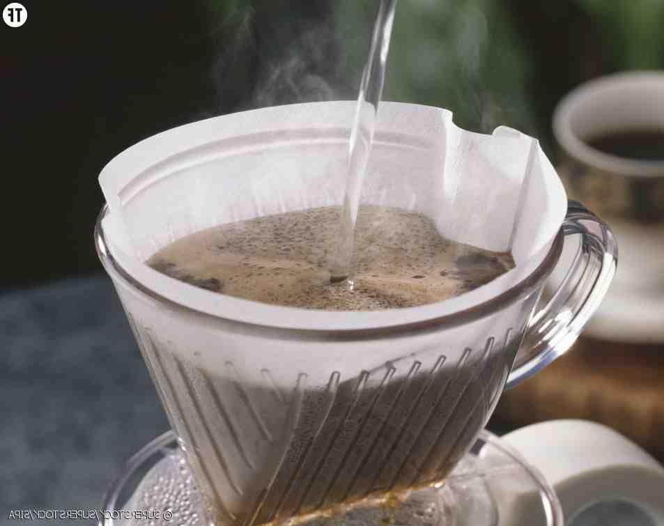Comment doser un filtre à café?