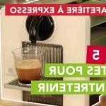 Comment entretenir sa machine à café correctement ?