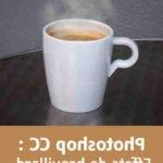 Comment faire de la vapeur de cafe dans photoshop ?
