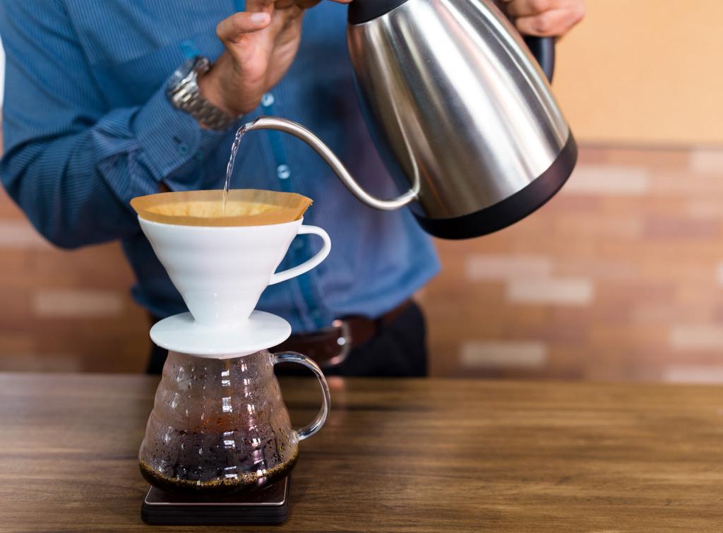Comment faire du bon café avec une cafetière filtre?