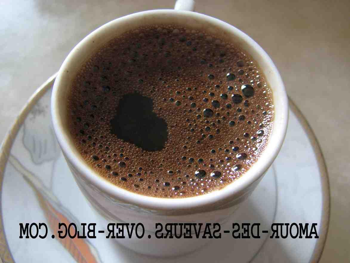 Comment faire du bon café turc?