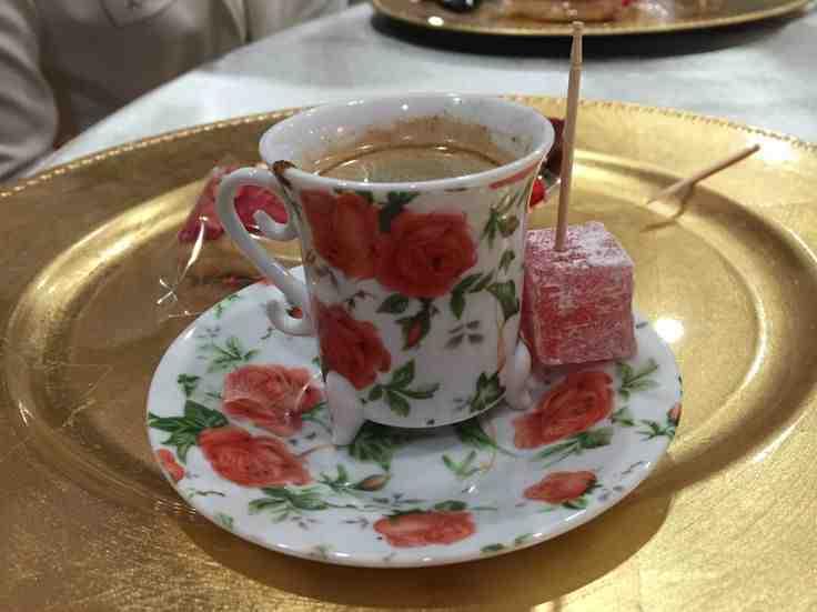 Comment faire du café arabe?