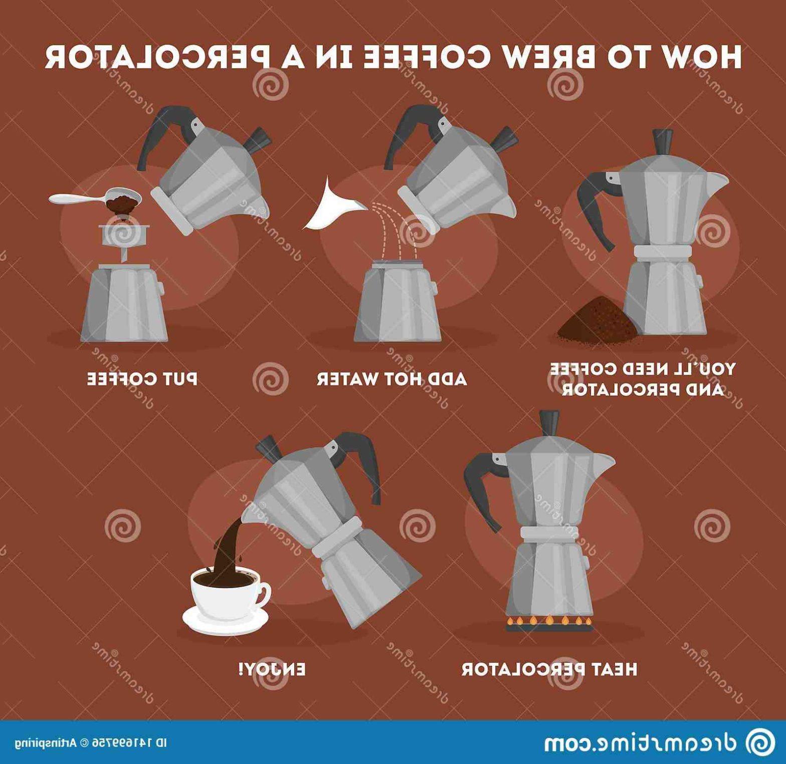 Comment faire du café avec un percolateur ?