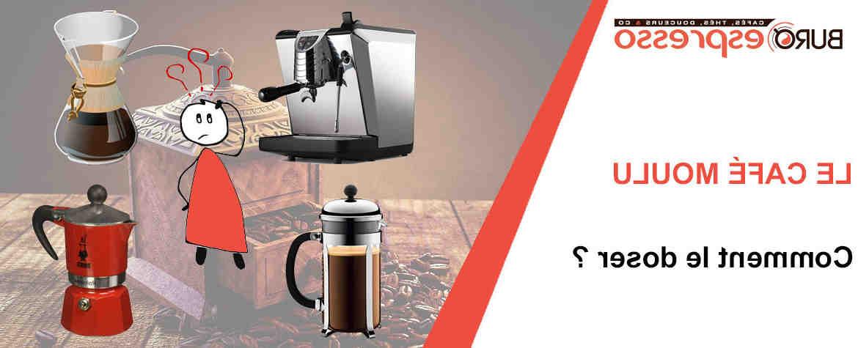 Comment faire du café avec une cafetiere ?