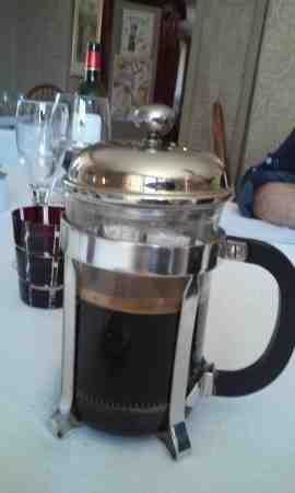 Comment faire du café dans la presse française?