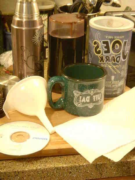 Comment faire du café fort?
