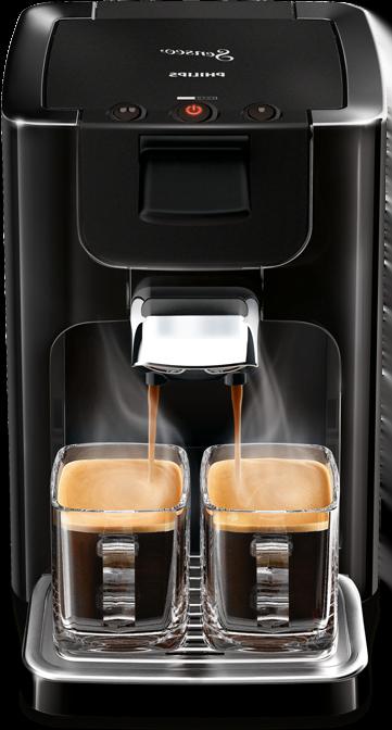 Comment faire du café fort avec Senseo?