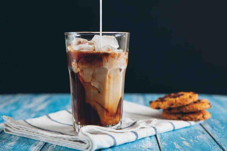 Comment faire du café froid?