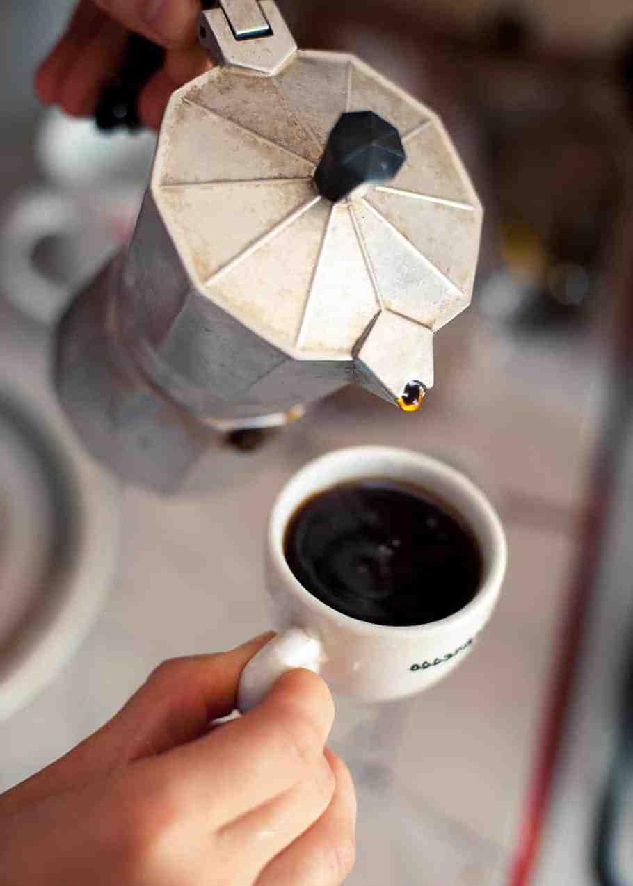 Comment faire du café léger?