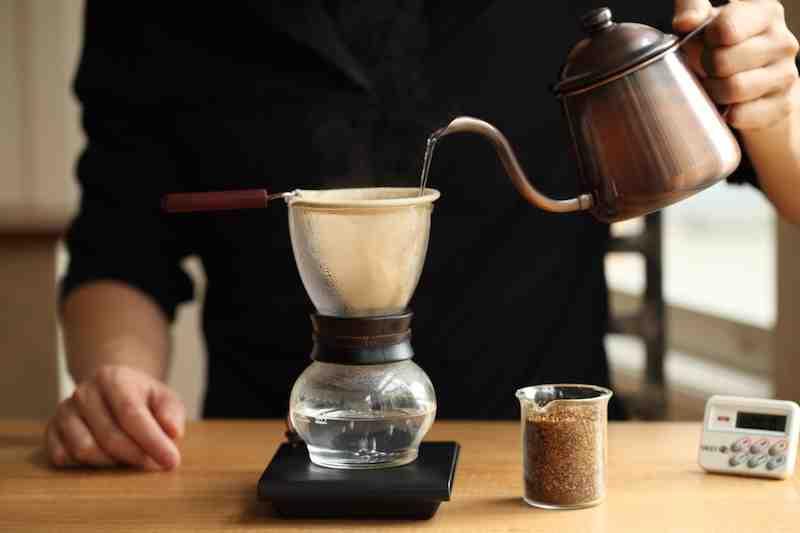 Comment faire du café presse française ?