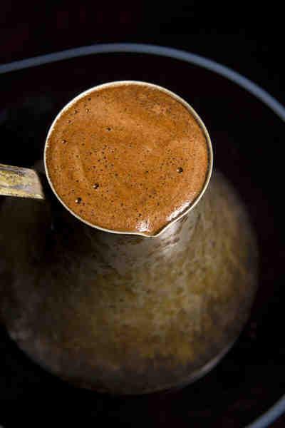Comment faire le café grec ?