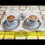 Comment faire le café turque ?