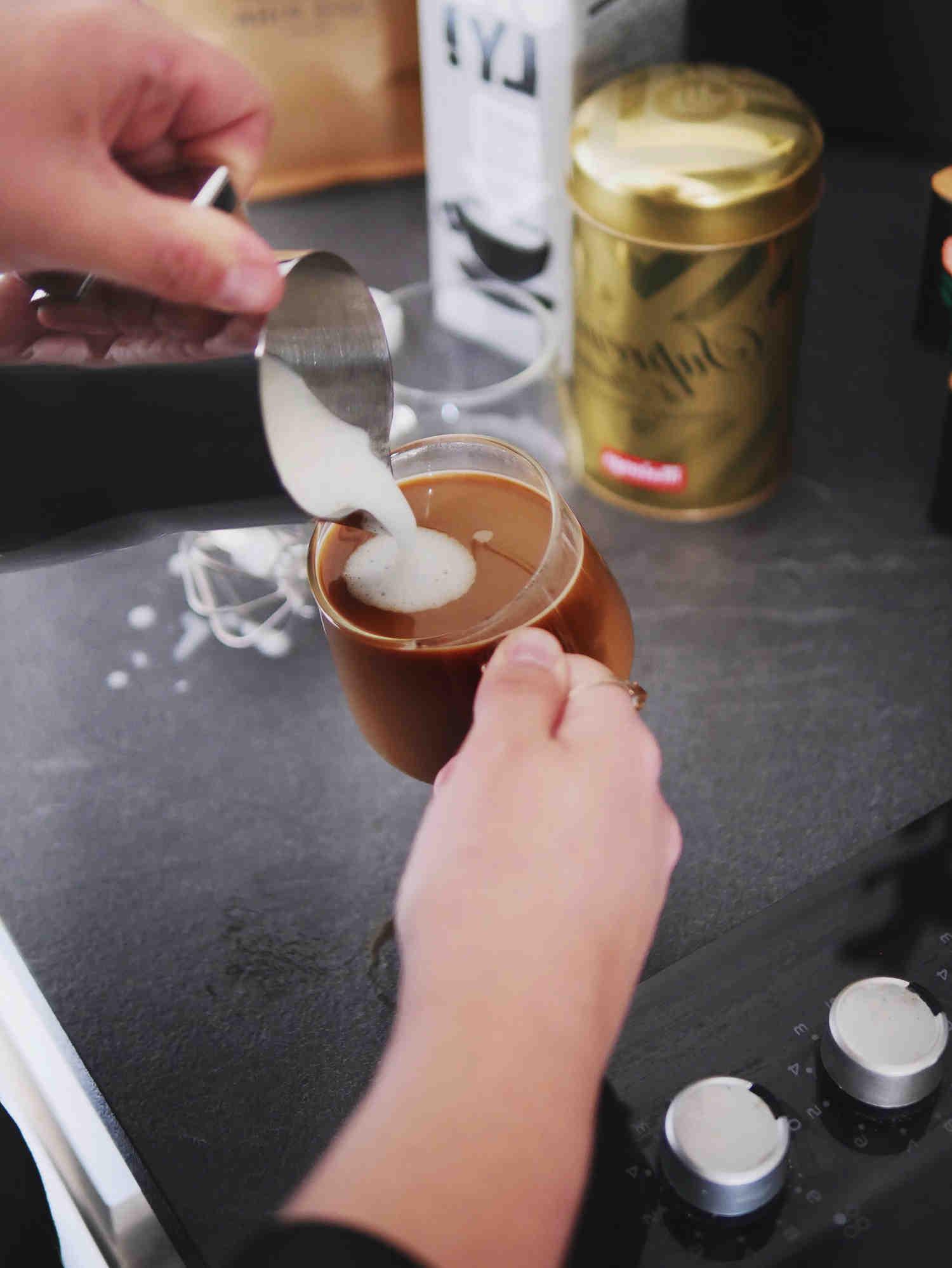 Comment faire un bon café au lait?