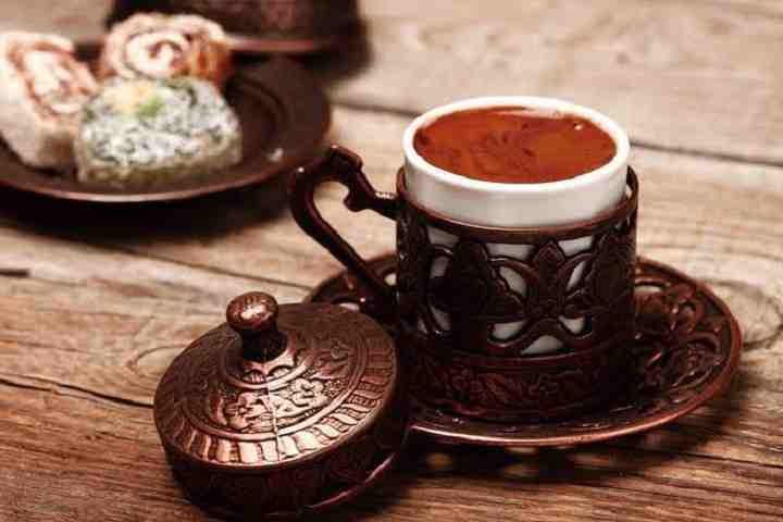 Comment faire un café turc ?