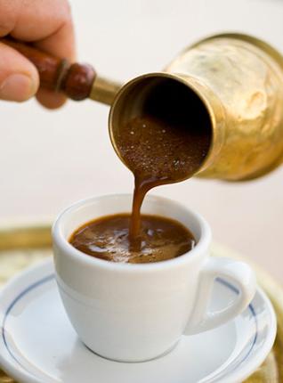 Comment faire un café turc?