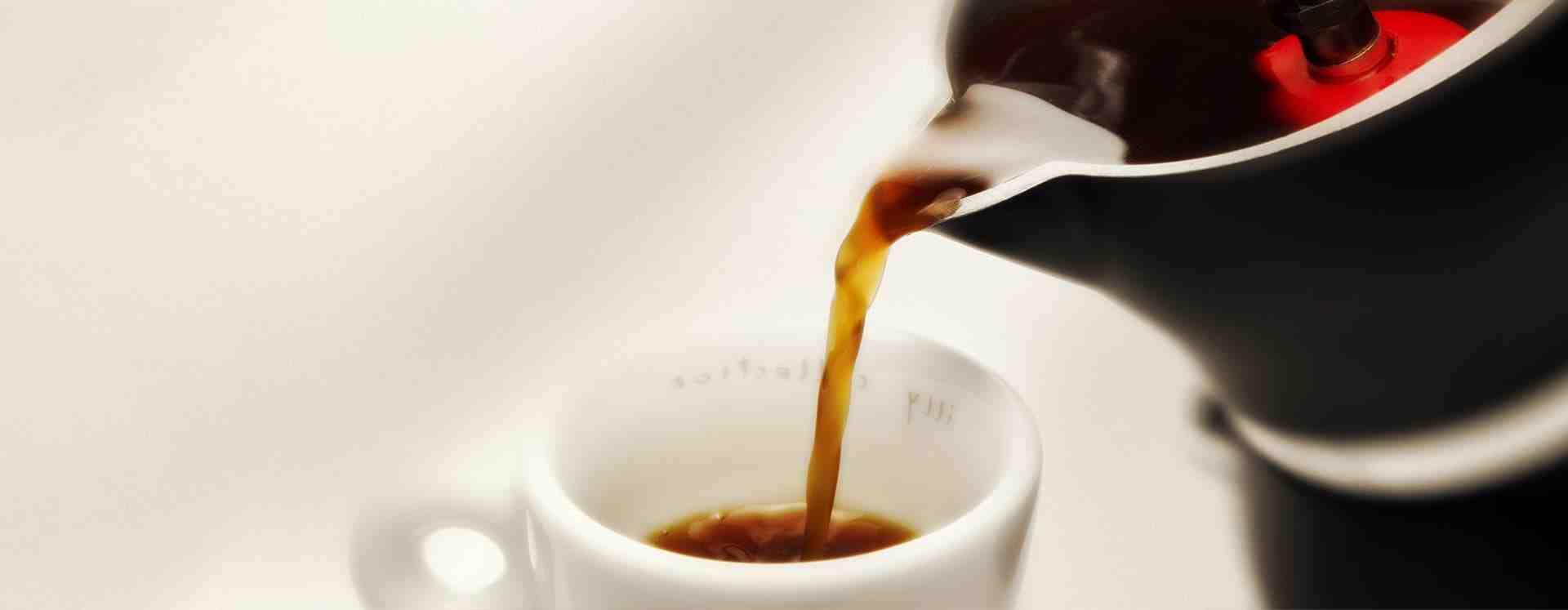 Comment faire un café?