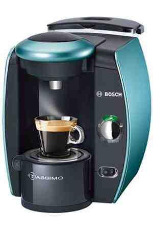 Comment faire un cappuccino avec Tassimo Bosch?