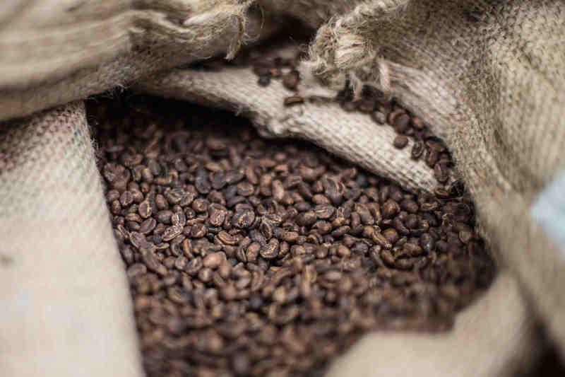 Comment faire une torréfaction de graines de café ?
