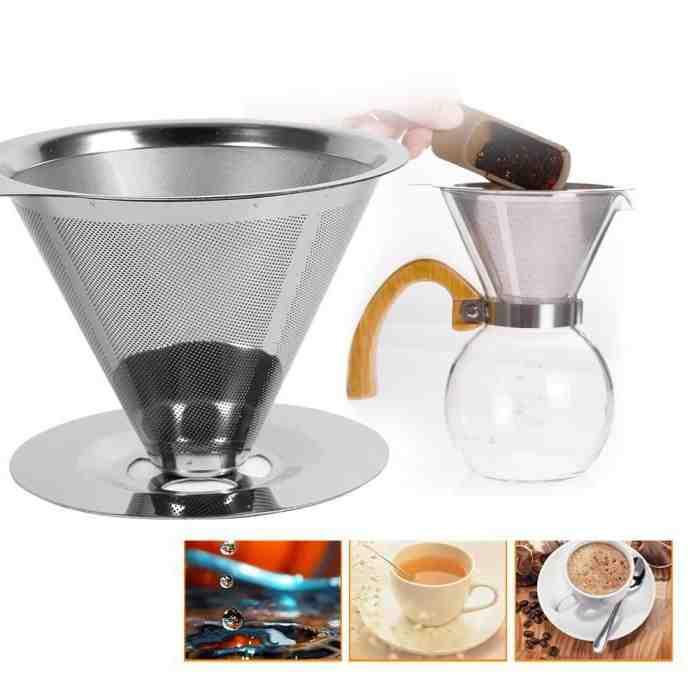Comment filtrer l'eau sale avec un filtre à cafe ?