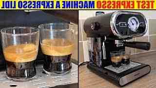 Comment fonctionne une machine à café professionnelle?