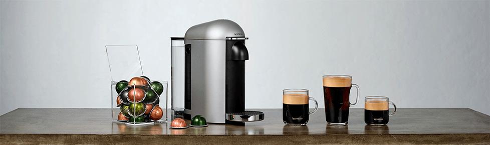 Comment insérer la capsule Nespresso Vertuo?
