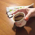 Comment lire dans le marc de café ?