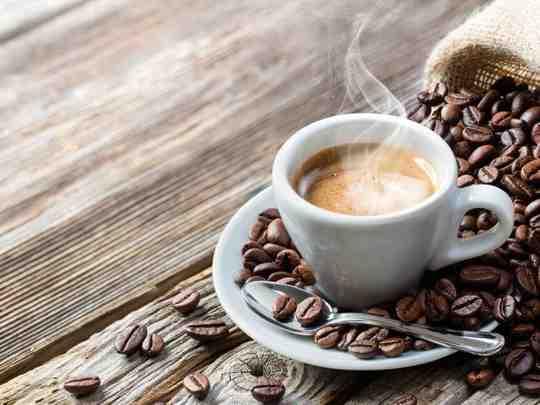 Comment lire quelle teneur en caféine?