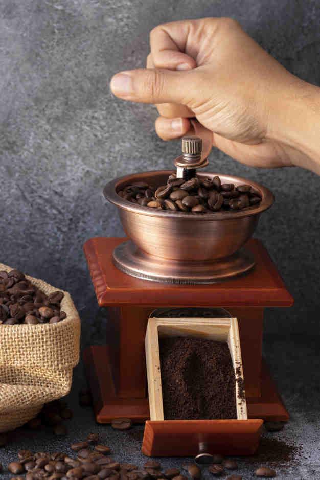 Comment moudre le café en grain ?