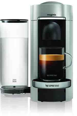 Comment nettoyer la machine Nespresso Vertuo?