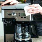 Comment nettoyer une machine à cafe electrique ?