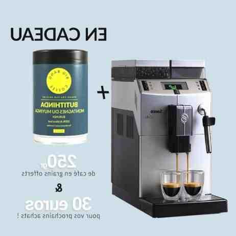 Comment ouvrir une machine à café Nespresso?