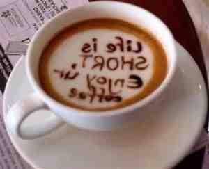 Comment prendre du café pour perdre du poids?