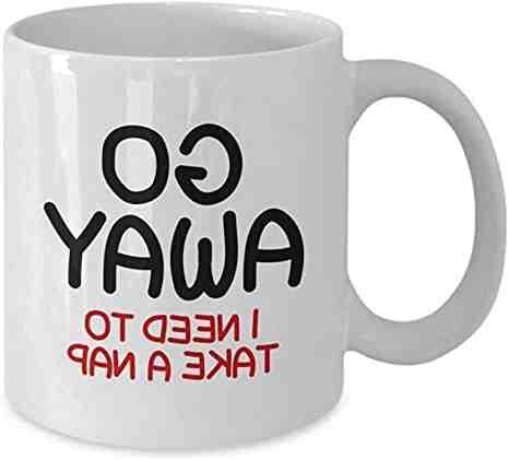 Comment prendre une tasse de café ?