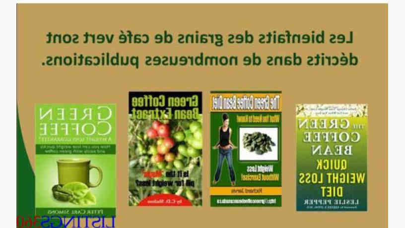 Comment préparer des grains de café vert?