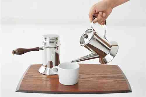 Comment préparer le café napolitain ?