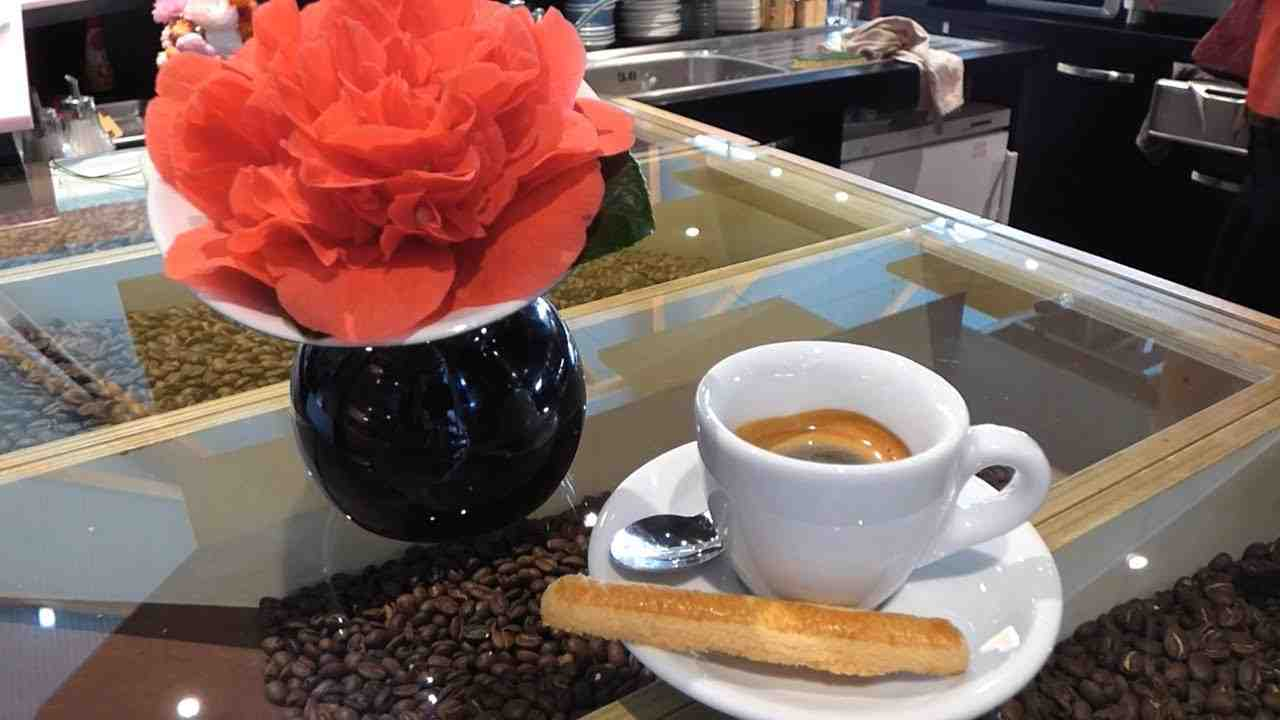 Comment préparer les grains de café?