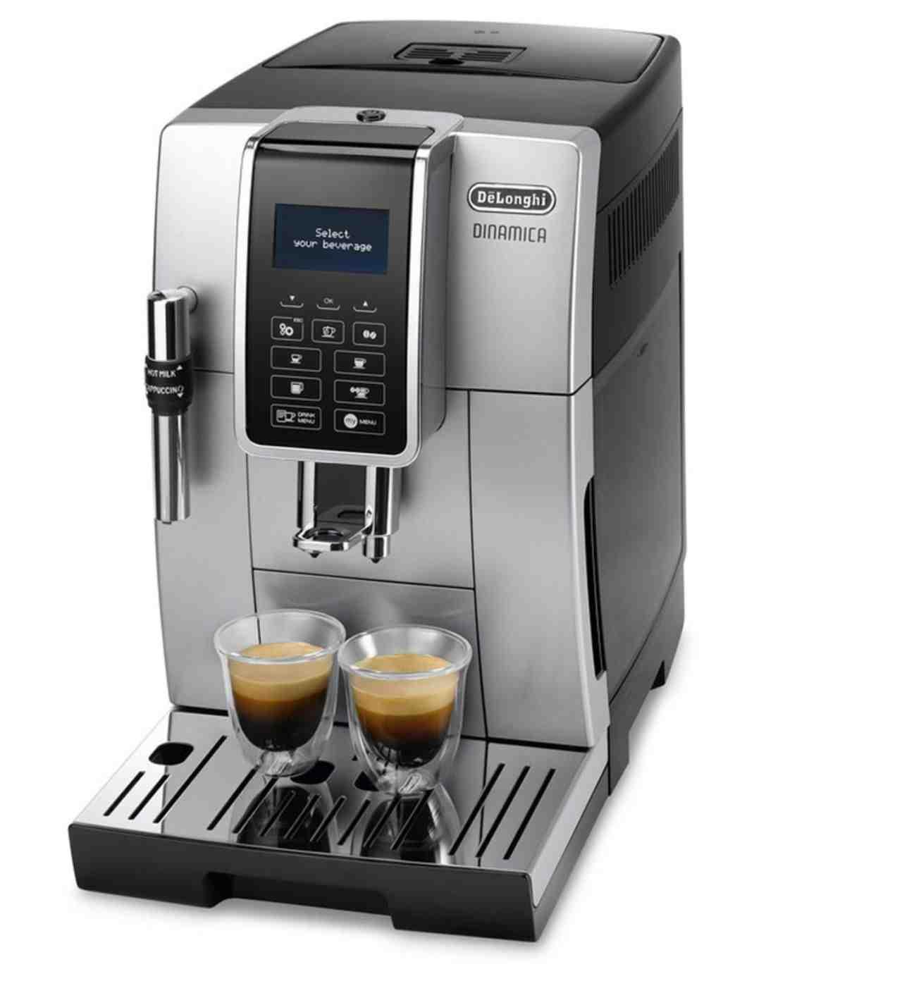 Comment régler correctement la machine à café en grains?