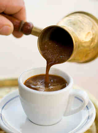 Comment s'appelle le café turc?