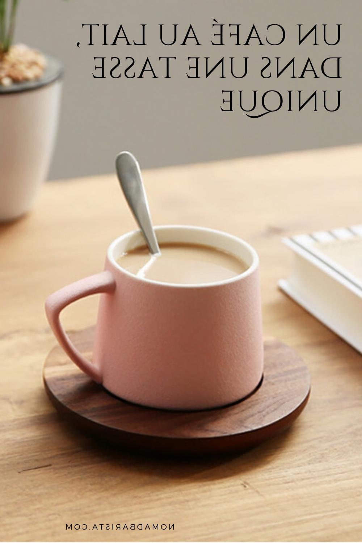Comment servir une tasse de café ?