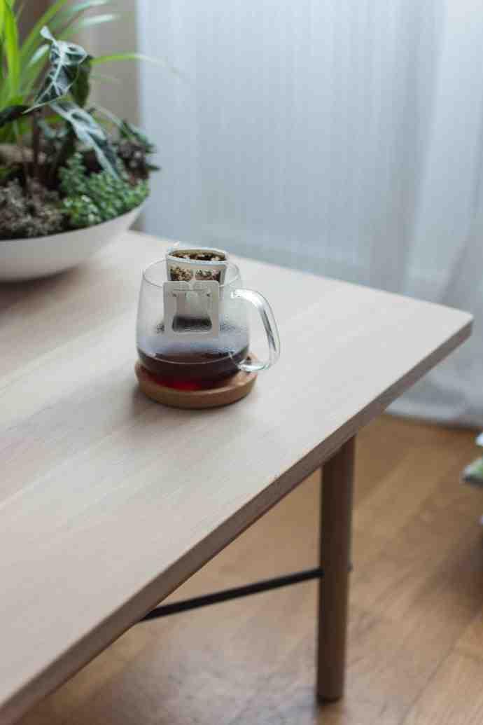 Comment sont des filtres à cafe made ?