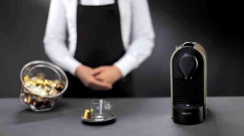 Comment utiliser la boîte à outils brute Nespresso?