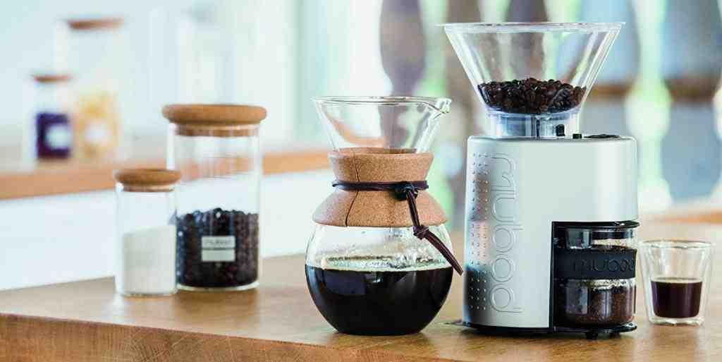 Comment utiliser le moulin à café?
