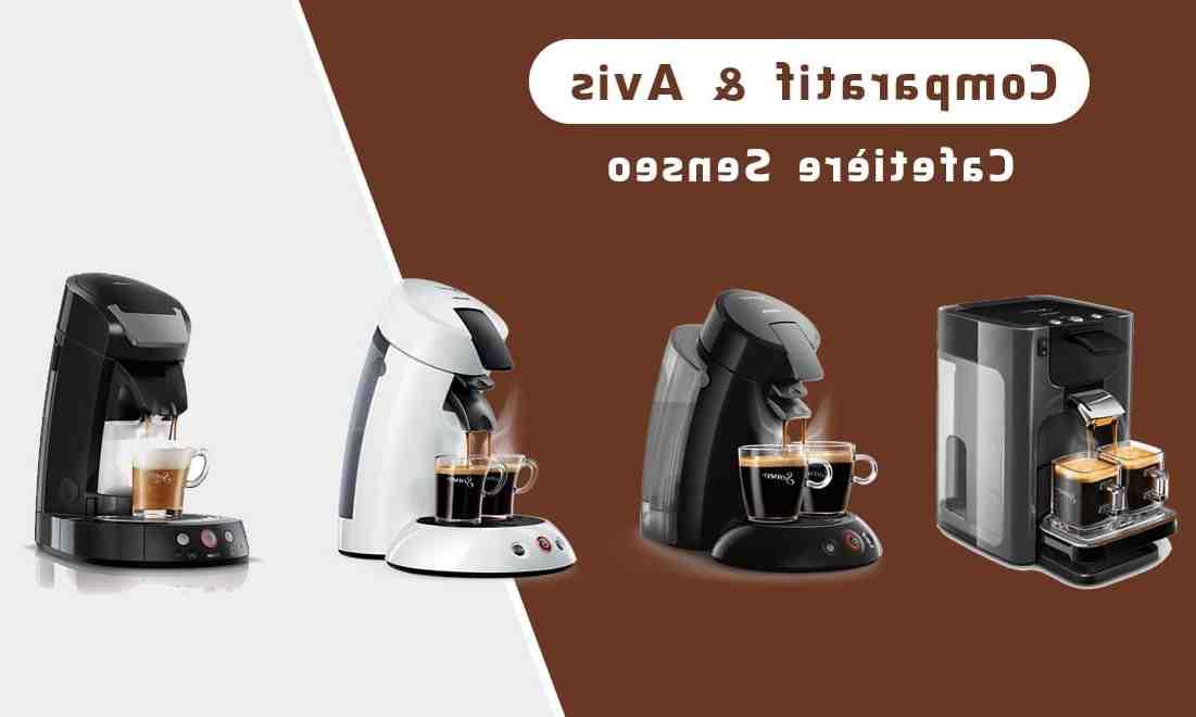 Comment utiliser une machine à café senseo ?
